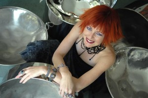 World class steel band player Rachel Hayward of Brighton is launching her new cd Rachel 553943 Reporter- none